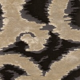 Ornament Taupe-Creme 46%Viskose,54%Polyester 67